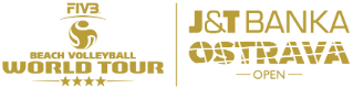 Ostrava Beach Open 2019 logo